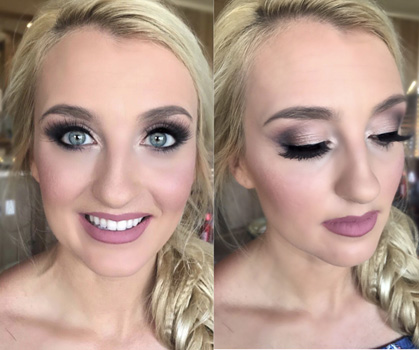 Dramatic Makeup by Simone - Makeup Artist Sarasota to Tampa